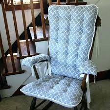 rocking chair seat cushion rocking chair pads designs rocking