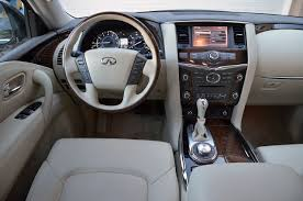 infiniti qx56 infiniti usa luxurious interior d r e a m