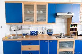 blue kitchen cabinet design modern blue kitchen cabinets pictures design ideas