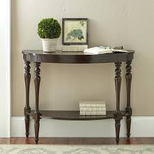 mercury demilune sofa table demilune sofa table console table view full size beaufort demilune