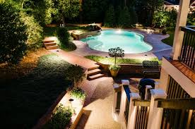 Outdoor Entertaining Spaces - the key to a stellar kentucky derby party outdoor lighting for