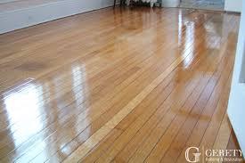 floor restoration installation gerety building restoration