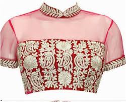 net blouse pattern 2015 lehenga blouse designs zakoopi