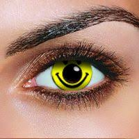 scary halloween contact lenses for halloween and cosplay