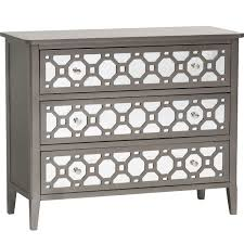 Mirrored Furniture Bedroom by Kaylan 3 Drawer Mirrored Chest Furniture Bedroom Nightstands