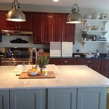 Painted Kitchen Cabinets Before And After Pictures Step By Step Kitchen Cabinet Painting With Annie Sloan Chalk Paint