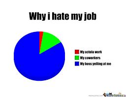 Hate Work Meme - why i hate my job by recyclebin meme center
