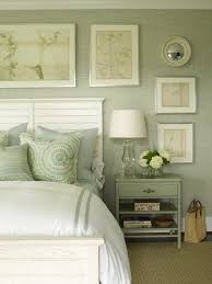 love these colors gray pale moss green cream white and love