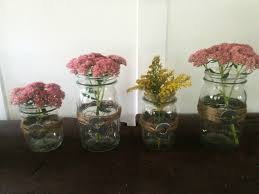 mason jar home decor ideas eye gallery diy mason jar vase in candleher diy painted mason jars