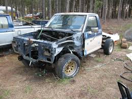 Ford Ranger Lmc Truck - project