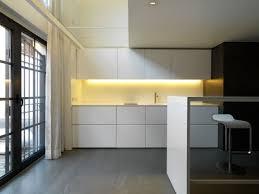 cuisine minimaliste design de cuisine de style minimaliste idées d aménagement