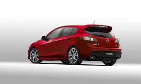 mazda range of vehicles mazda wants to expand mps reach still mulling about its range