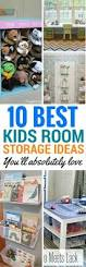 Storage Solutions For Kids Room by Best 25 Kids Room Organization Ideas On Pinterest Organize