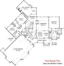 ashville cottage rustic home plans mountain home plans house