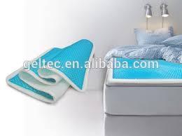 cooling gel mattress topper memory foam mattress topper mattress