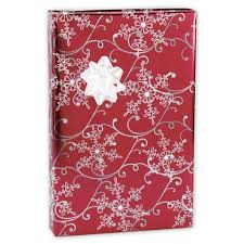 foil gift wrap gift wrap christmas snowflakes foil gift wrap h chsf by bags