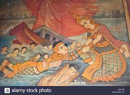 asia cambodia phnom penh wat phnom buddha buddhism buddhist asia cambodia phnom penh wat phnom buddha buddhism buddhist wall mural mural art asian art temple temples tourism