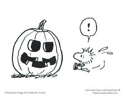 snoopy halloween coloring pages snoopy snoopy