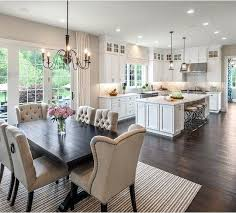 large kitchen dining room ideas open concept kitchen and living room subscribed me