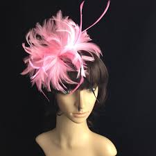 bridal accessories melbourne pink kentucky derby fascinator ascot races headpiece bridal