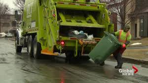 pointe claire changes garbage pick up schedule watch news videos