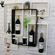 wood craft rack wall decorations show pieces for home decoration