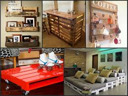 recycled wood pallet projects u2013 diy ideas youtube