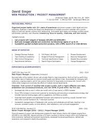 Demand Planner Resume Sample by Production Planner Resume Template Film Industry Resume 52