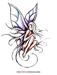 fairy tattoos cute evil small fairy tattoo designs and ideas