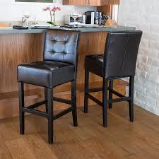 Best Selling Laminate Flooring Shop Best Selling Home Decor Bennette Espresso Bar Stool At Lowes Com