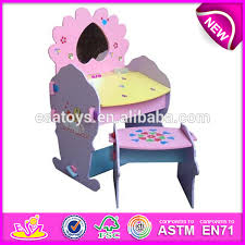 child s dressing table and chair lovely student table and chair for kids wooden toy wood dressing