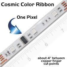 cosmic color ribbon smart cosmic color ribbons light o rama