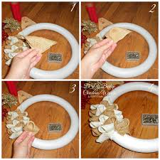 diy burlap christmas wreath diy tutorial christmas burlap see
