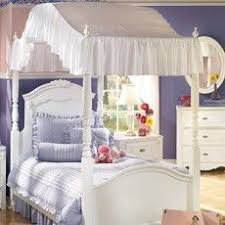bedroom small beautiful pink canopy bed for girls romantic
