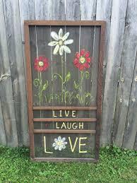 painted screen door garden pinterest painted screen doors