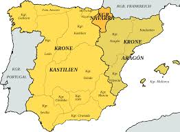 Map Of Portugal And Spain by Miguel Da Paz Prince Of Portugal Wikipedia
