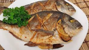 poisson cuisiné poisson cuit au four