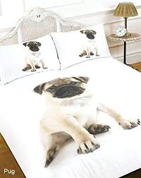paw print sheets dog paw print bed sheets dreamscene duvet cover with pillow pug