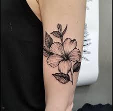Polynesian Flower Tattoo - best 25 hibiscus flower tattoos ideas on pinterest hibiscus
