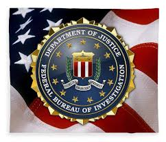 federal bureau of federal bureau of investigation f b i emblem flag