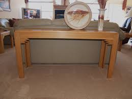 oak sofa tables marks woodworking com