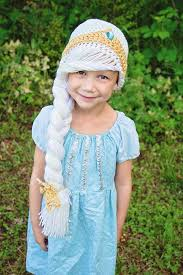 Elsa Halloween Costume Girls Halloween Diy Elsa Costume 30 Huffpost