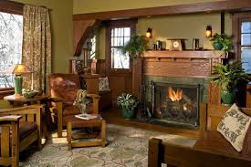 arts and crafts home interiors interior color palettes for arts crafts homes arts crafts