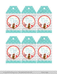 Sock Monkey Favors by 117 Best Monkey Theme Images On Sock Monkey