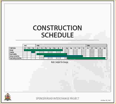 Construction Timeline Template Excel 7 Construction Schedule Template Ganttchart Template