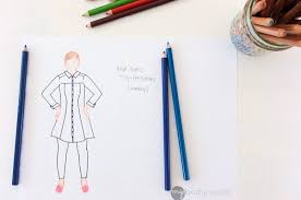 my body model sewing croquis stahlarbeit