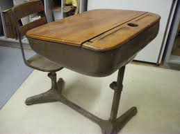desk with attached chair old fashioned desk with attached chair creative desk decoration