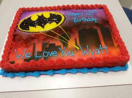 dq cake batman my dairy queen cakes pinterest batman cake