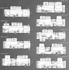 Rockwood Camper Floor Plans Travel Trailer Floor Plans Sportsmen Travel Trailer U0026 Fifth Wheel