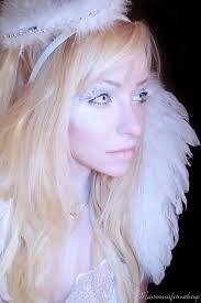 21 simple u0026 pretty look angel halloween makeup ideas